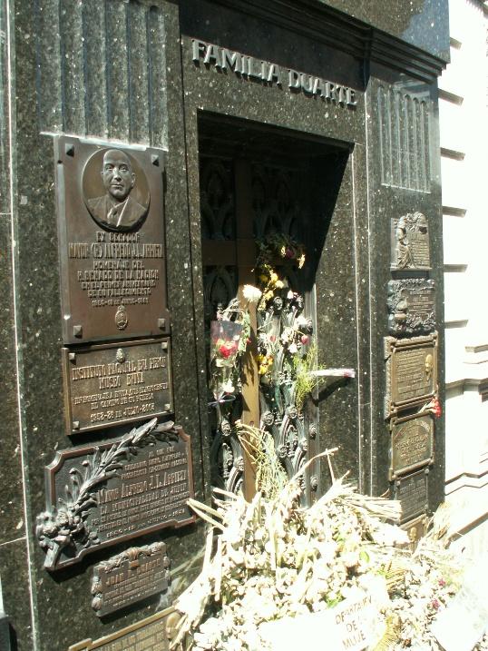 הקבר של אוויטה