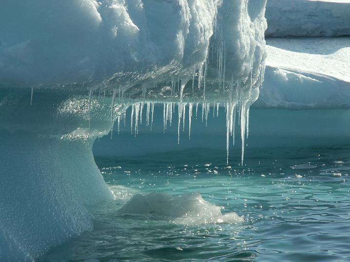 ועוד קרחון, אנטרקטיקה