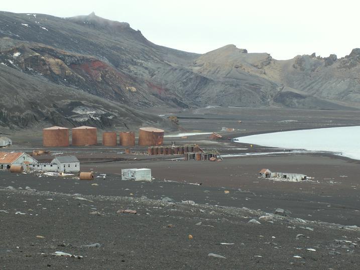 תחנת המחקר, אנטארקטיקה