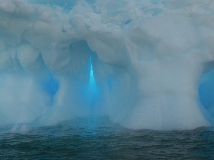 קרחון בא בימים