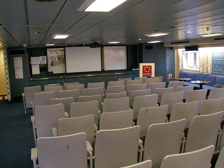 חדר ההרצאות