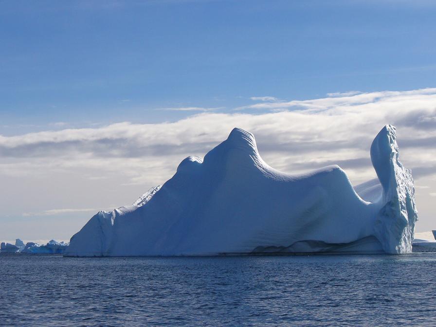 ועוד קרחון, אנטארקטיקה
