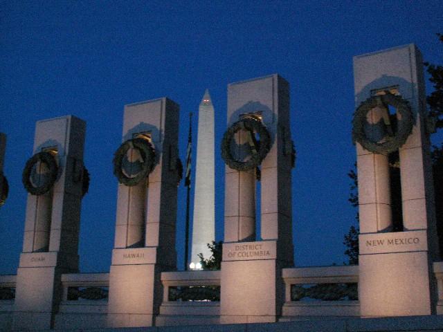 """המחט של וושינגטון, דגל ואנדרטת מלחה""""ע 2"""