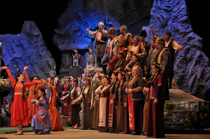 אופרה בירוואן, ארמניה