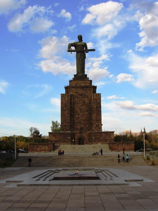 אמא ארמניה,ירוואן, ארמניה