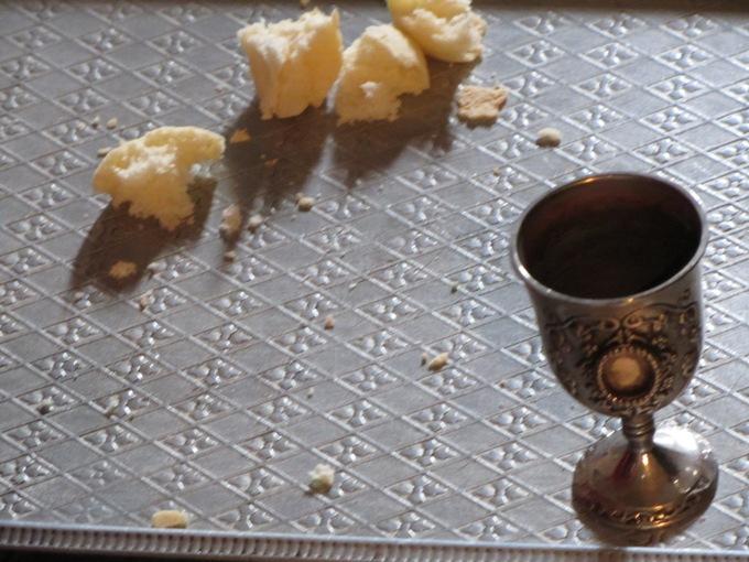 לחם הקודש,מצחטה, גיאורגיה