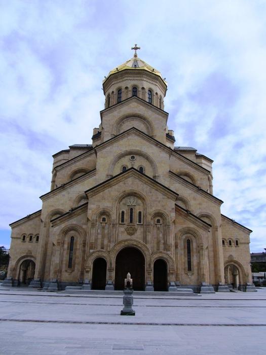 קתדרלת השילוש הקדוש, טביליסי, גיאורגיה