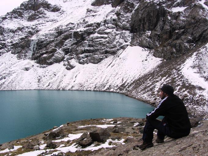 אגם אלה קול