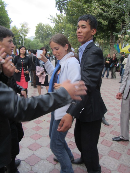 צ'יקה רוקדת