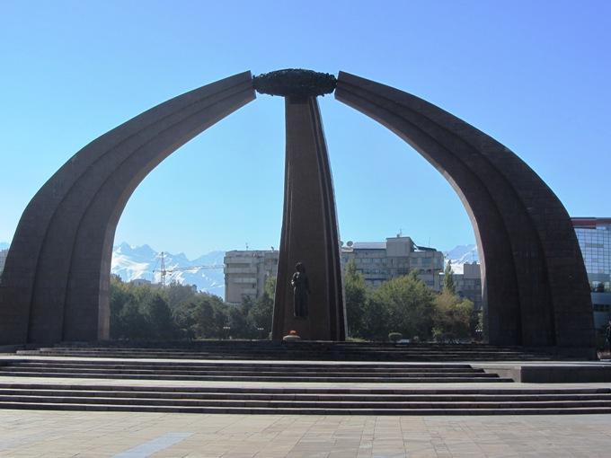 אנדרטת היורטה לזכר מלחמת העולם השנייה