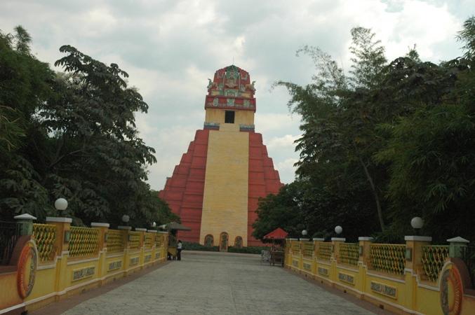 דגם מקדש 1 מטיקאל