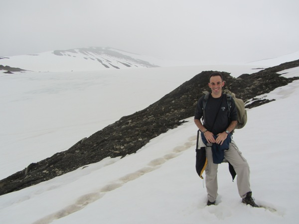 טראקון שלג