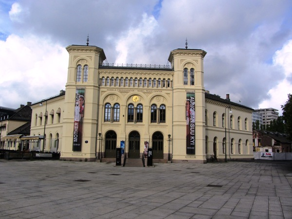 בית פרס נובל לשלום