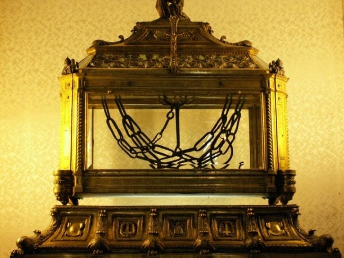 כנסיית סן פיטרו בכבלים - הכבלים