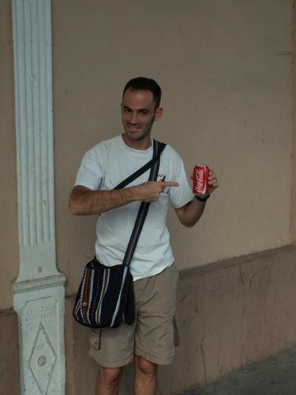 קוקה קולה בקובה !