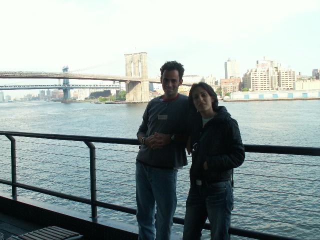 גשר ברוקלין ואנחנו
