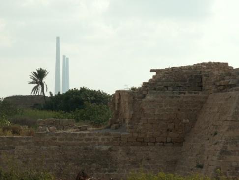 קיסריה (ובאופק הרחוק שאליו צריך להגיע ) - חדרה