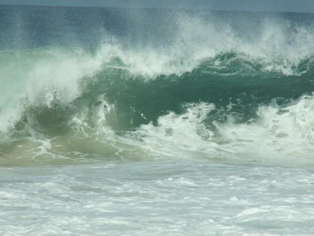 הגלים העצומים של קופקובנה