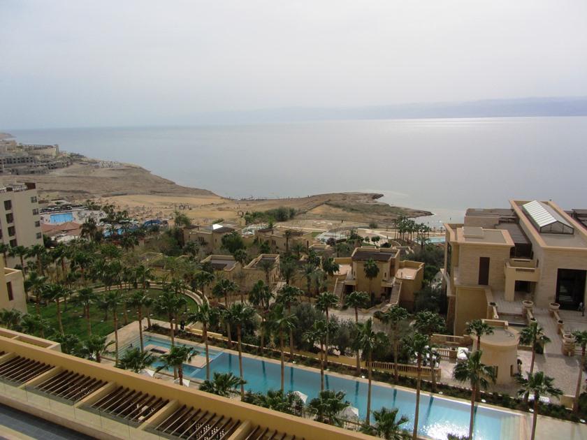 ים המלח, ירדן
