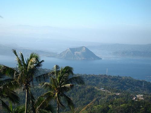 הר הגעש טאאל, פיליפינים
