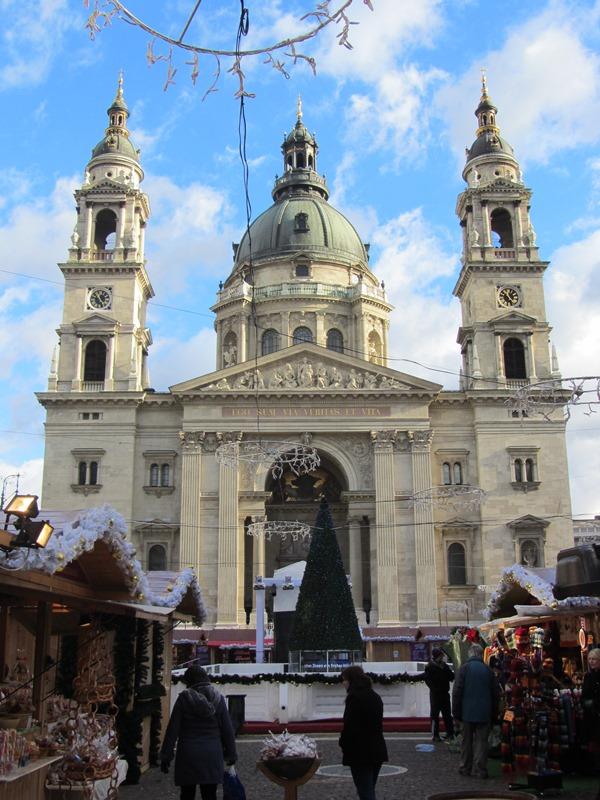 כנסיית סטפן, בודפשט
