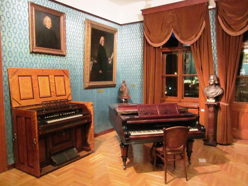 מוזיאון פרנץ ליסט, בודפשט