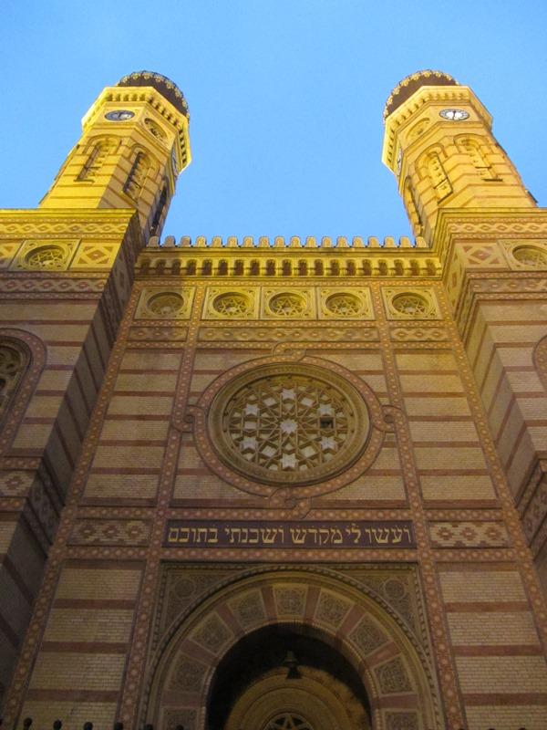 בית הכנסת הגדול, בודפשט