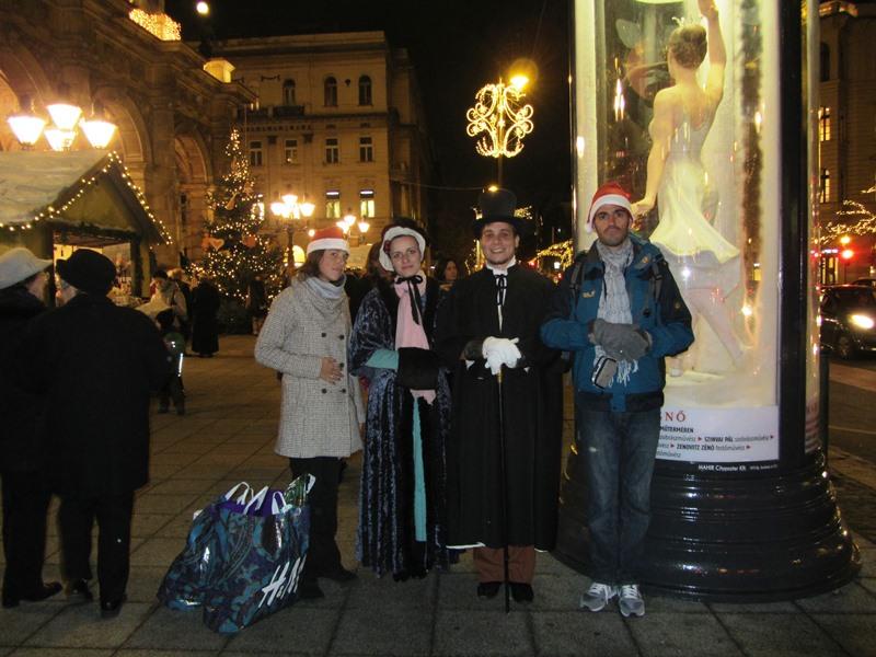 מתכוננים לאופרה, בודפשט
