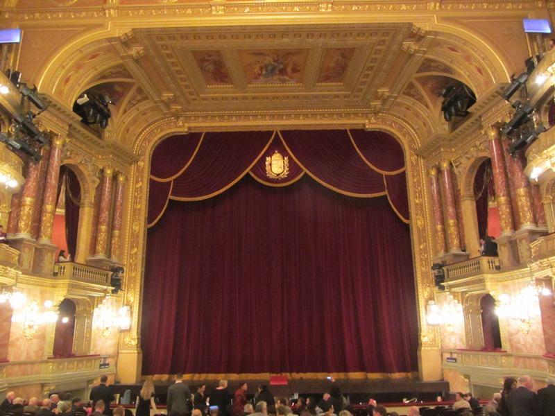 בניין האופרה, בודפשט