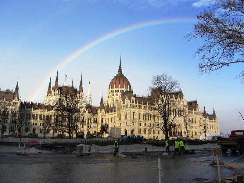 בית הפרלמנט, בודפשט