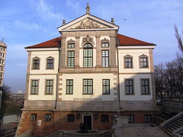 מוזיאון שופן, וורשה, פולין