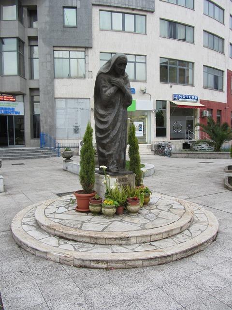 אמא תרזה, שקודר, אלבניה
