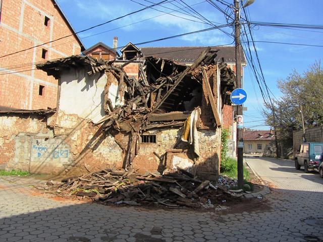 שאריות ממלחמת קוסובו