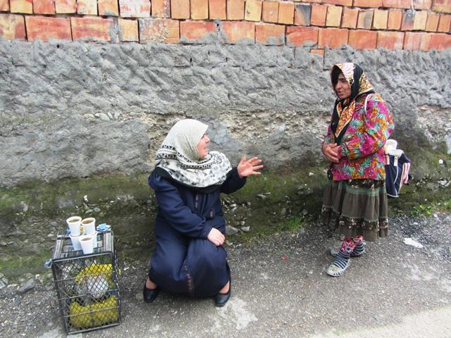 השוק בטיראנה, אלבניה
