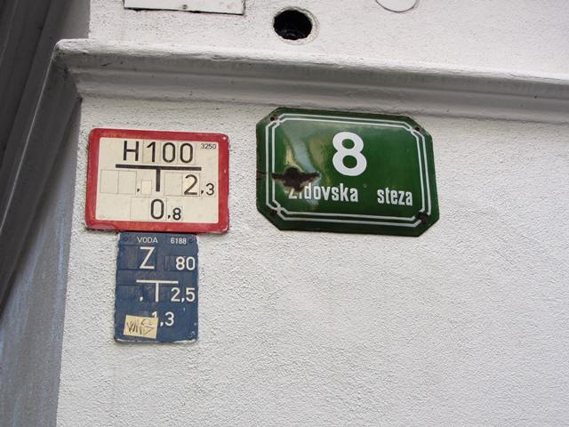 רחוב היהודים, לובליאנה, סלובניה