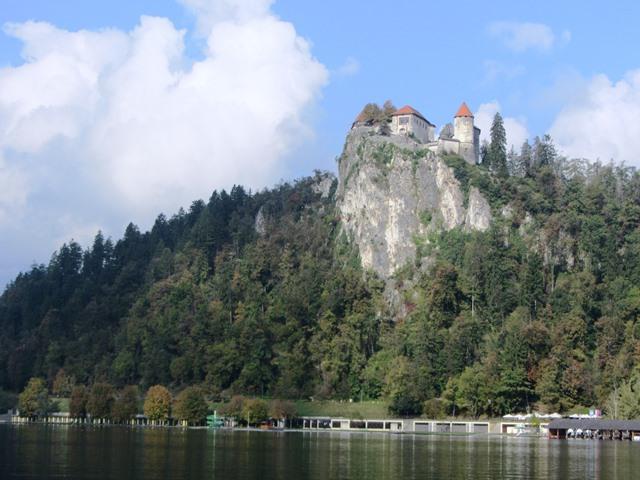 מצודת בלד, סלובניה