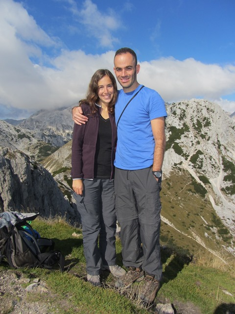 על פסגת הר שקר כלשהו, טריגלאב, סלובניה