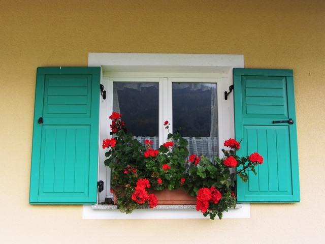 חלונות הצימר, בוהיני, סלובניה