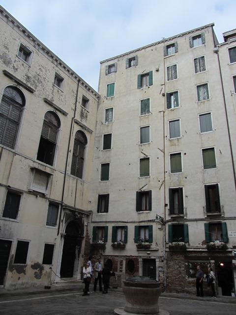 גורד שחקים, וונציה, איטליה