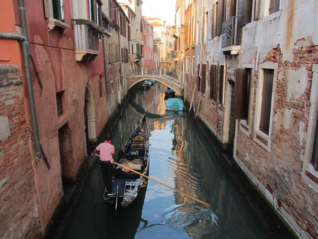 תעלות בוונציה, איטליה