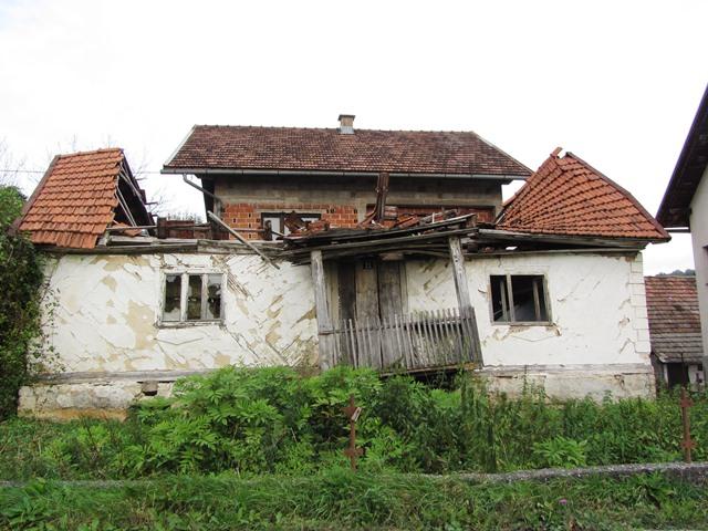 שאריות מלחמה, קרואטיה