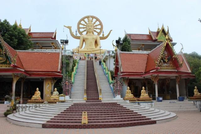 הבודהה הגדול, קוסמוי, תאילנד