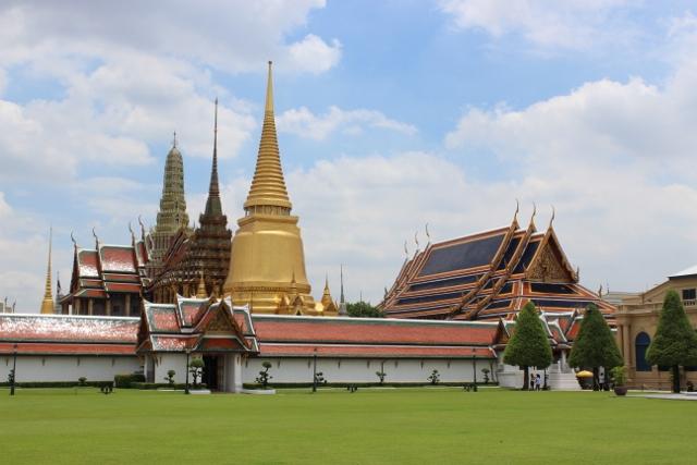ארמון המלך, בנגקוק