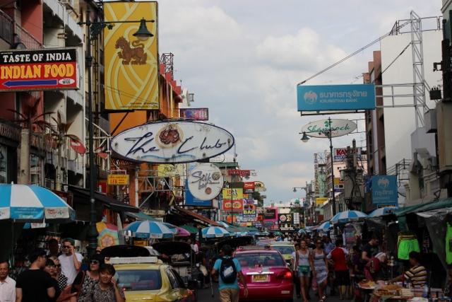 הקוואסאן, בנגקוק, תאילנד