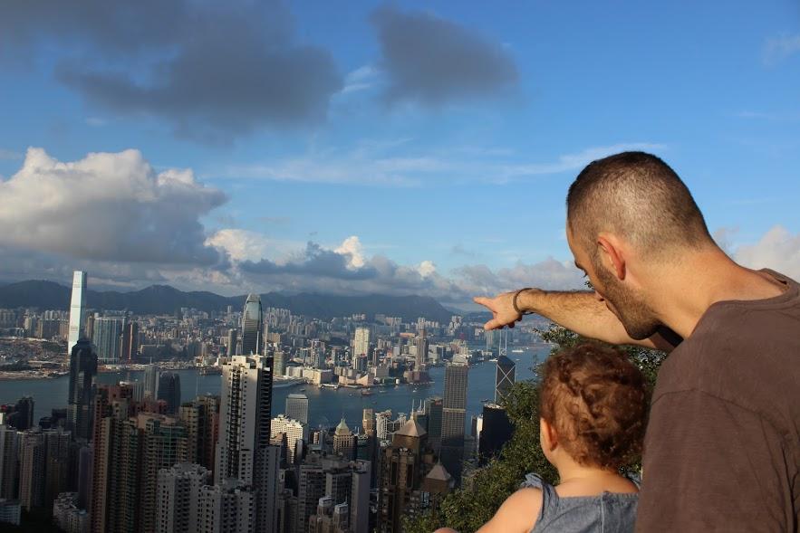 ויקטוריה פיק, הונג קונג