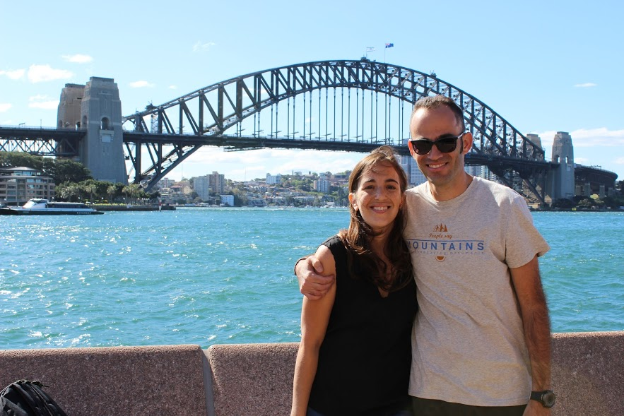 סידני, אוסטרליה. ואנחנו....