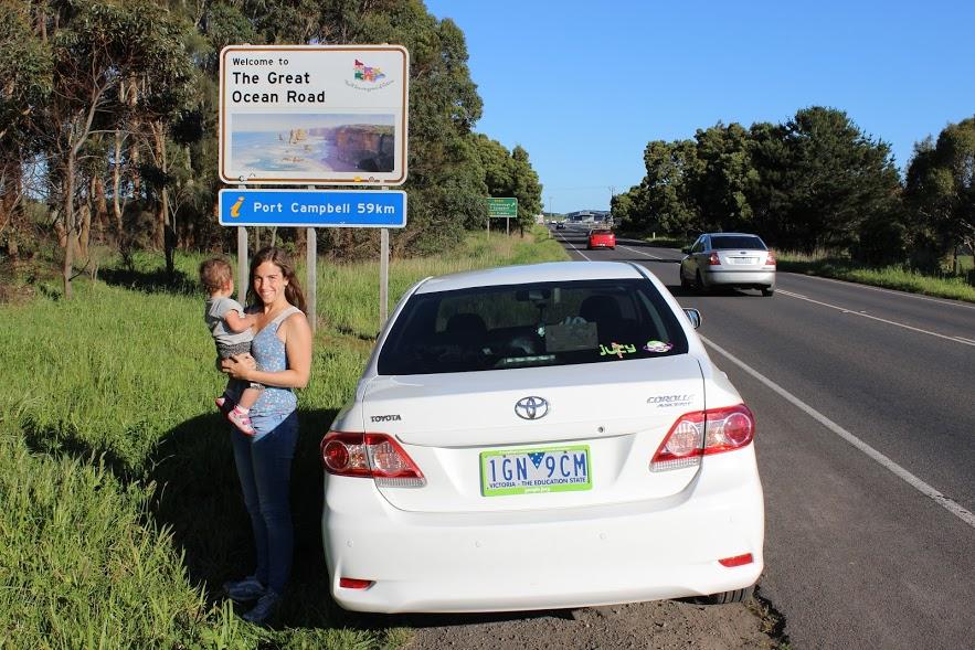 גרייט אושן רוד, אוסטרליה