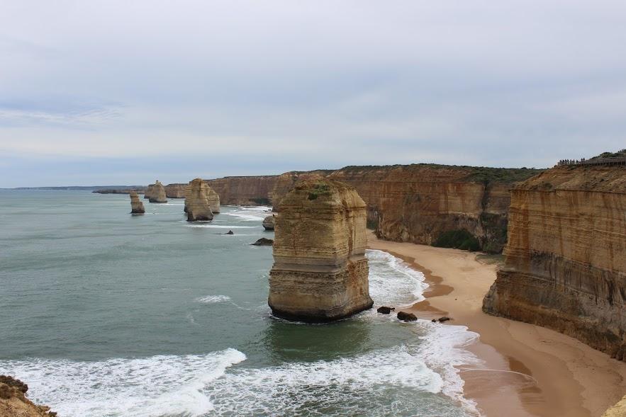 12 השליחים, גרייט אושן רוד, אוסטרליה