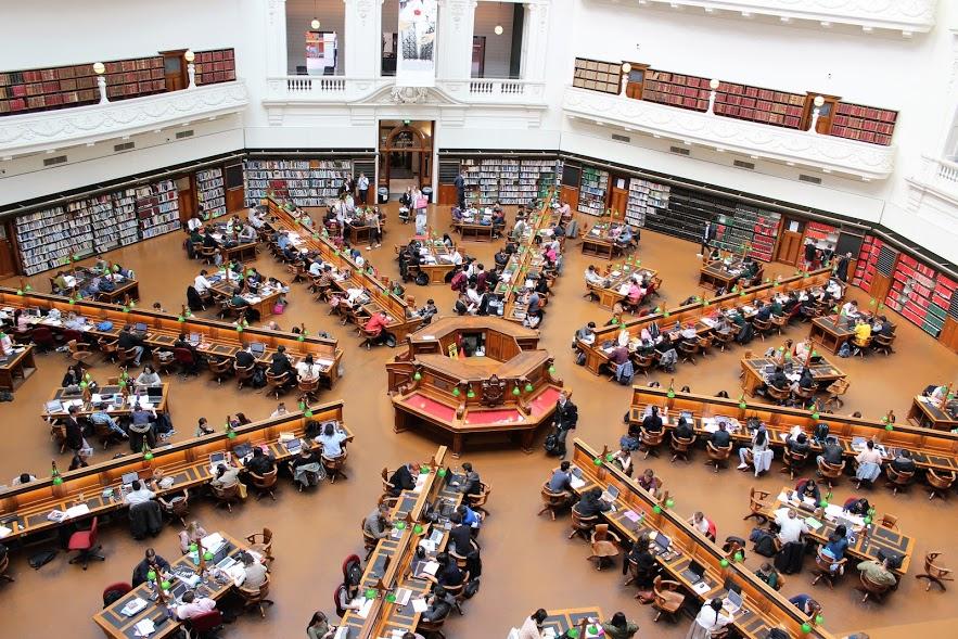 ספריית מלבורן