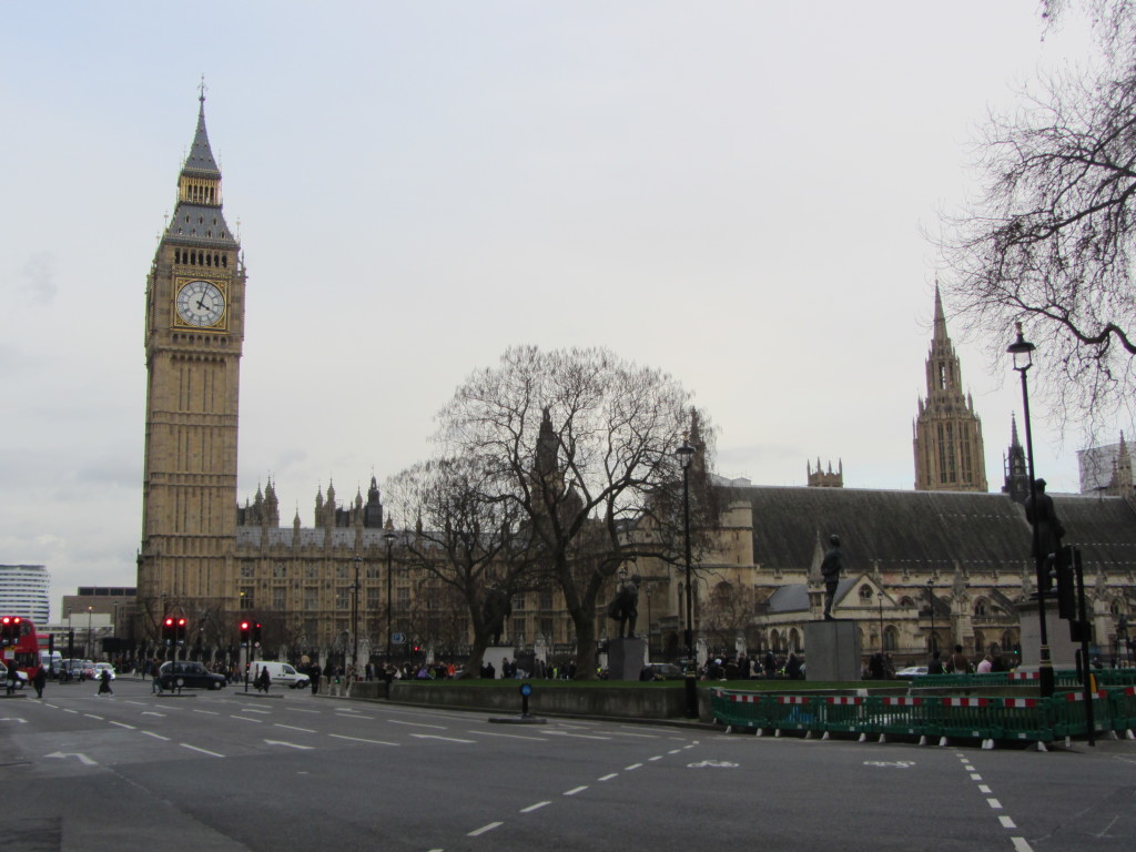ביג בן, לונדון
